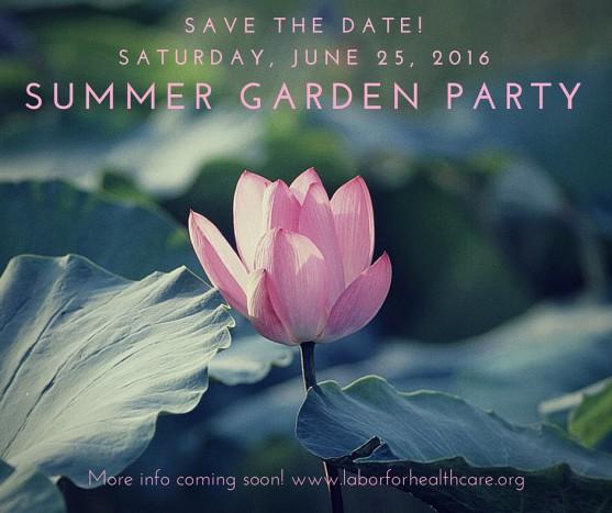 2016 Garden Party